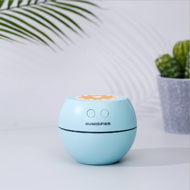New Design Orange Mini USB Humidifier - HSJ65