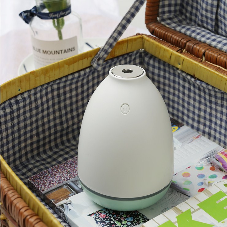 Classical White Aromatherapy Diffuser-HSJ67